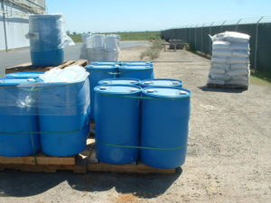 HDPE Drums