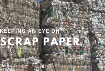 Will Disruptions in China's Scrap Paper Market Impact US Exports?