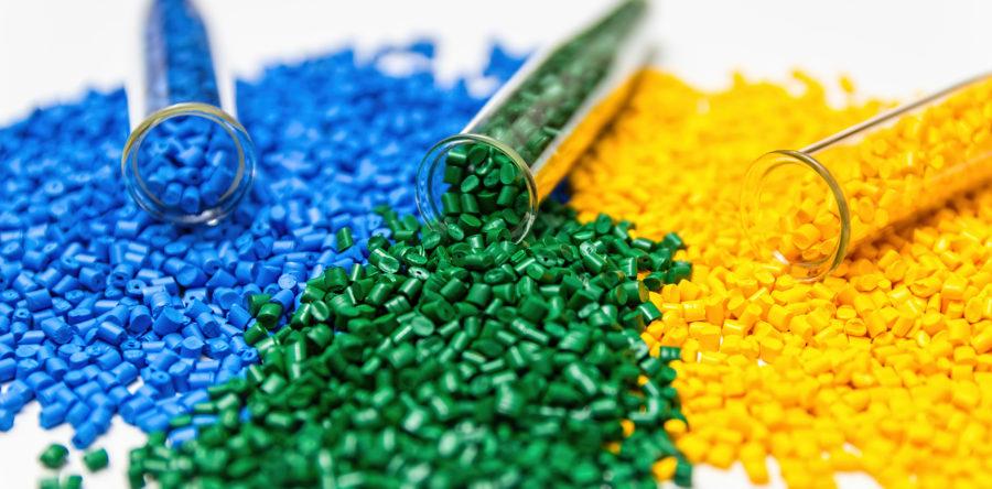 Changing Plastics Recycling Through Polymer Innovation