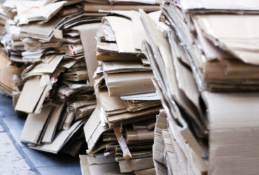 Has the Cardboard Recycling Industry Fallen Flat?